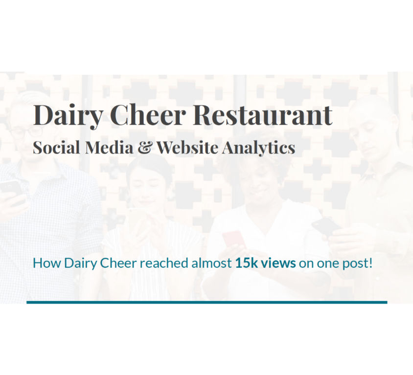 Dairy Cheer Restaurant